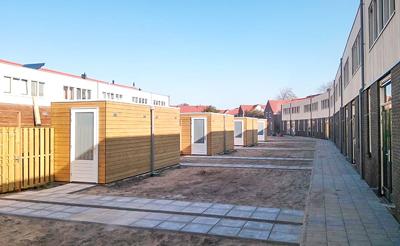 BosInfra Bavodorp fase 5 in Haarlem